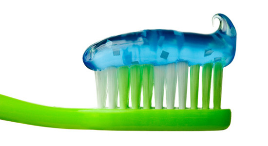 Is tandpasta gevaarlijk?